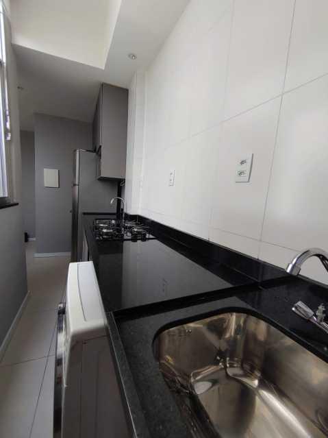13-cozinha - Apartamento à venda Avenida Marechal Rondon,São Francisco Xavier, Rio de Janeiro - R$ 270.000 - VPAP21747 - 14