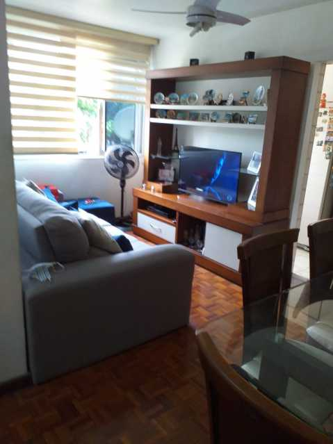 01 - Sala - Apartamento à venda Rua Almirante Luís Maria Piquet,Cordovil, Rio de Janeiro - R$ 228.000 - VPAP21749 - 3