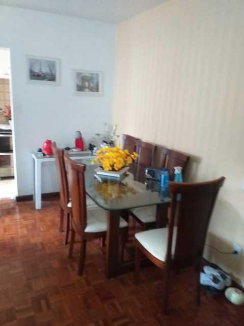02 - Sala - Apartamento à venda Rua Almirante Luís Maria Piquet,Cordovil, Rio de Janeiro - R$ 228.000 - VPAP21749 - 4