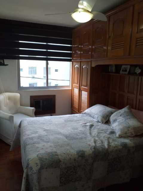 03 - Quarto Casal - Apartamento à venda Rua Almirante Luís Maria Piquet,Cordovil, Rio de Janeiro - R$ 228.000 - VPAP21749 - 5