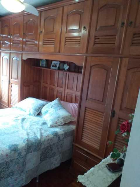 04 - Quarto Casal - Apartamento à venda Rua Almirante Luís Maria Piquet,Cordovil, Rio de Janeiro - R$ 228.000 - VPAP21749 - 6