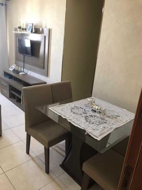 02 - Sala - Apartamento à venda Avenida Brasil,Cordovil, Rio de Janeiro - R$ 235.000 - VPAP21750 - 3