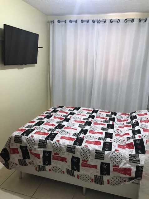 03 - Quarto Casal - Apartamento à venda Avenida Brasil,Cordovil, Rio de Janeiro - R$ 235.000 - VPAP21750 - 4