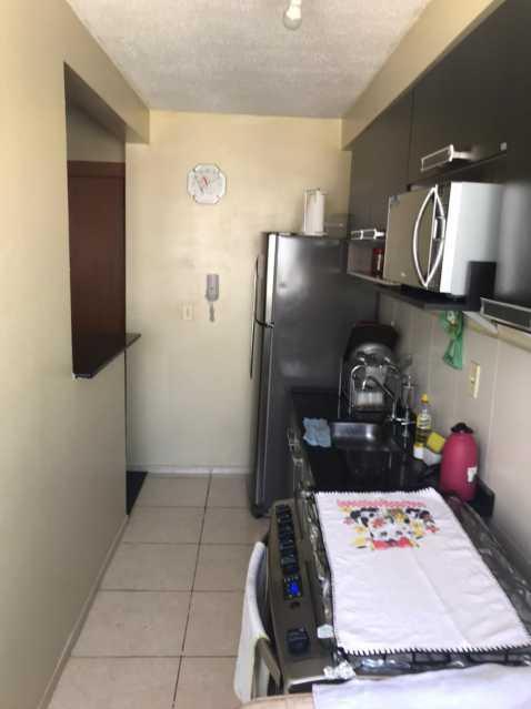 07 - Cozinha - Apartamento à venda Avenida Brasil,Cordovil, Rio de Janeiro - R$ 235.000 - VPAP21750 - 8