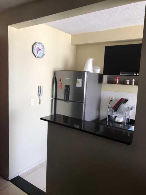 08- Cozinha - Apartamento à venda Avenida Brasil,Cordovil, Rio de Janeiro - R$ 235.000 - VPAP21750 - 9