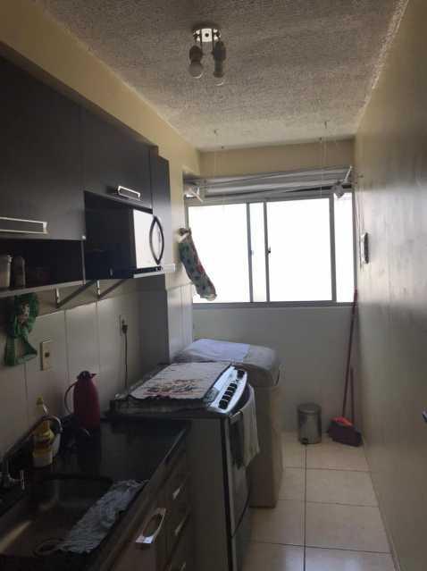 09- Cozinha - Apartamento à venda Avenida Brasil,Cordovil, Rio de Janeiro - R$ 235.000 - VPAP21750 - 10