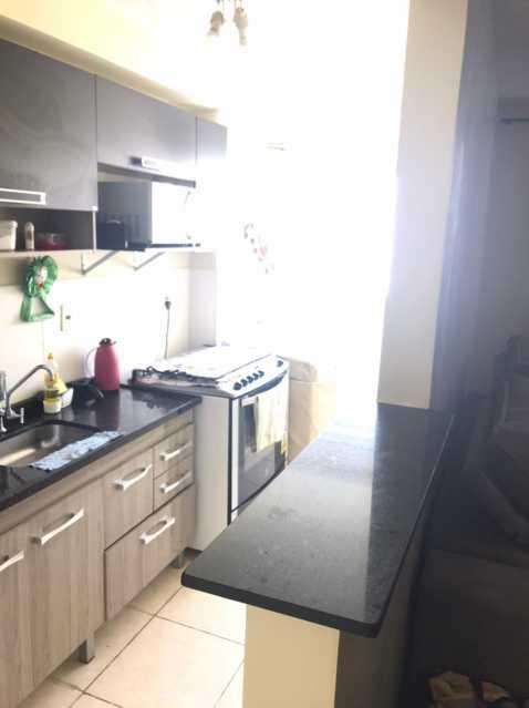 10 - Cozinha - Apartamento à venda Avenida Brasil,Cordovil, Rio de Janeiro - R$ 235.000 - VPAP21750 - 11
