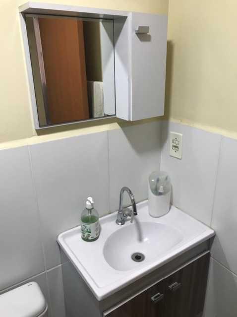 14 - Banheiro Social - Apartamento à venda Avenida Brasil,Cordovil, Rio de Janeiro - R$ 235.000 - VPAP21750 - 14