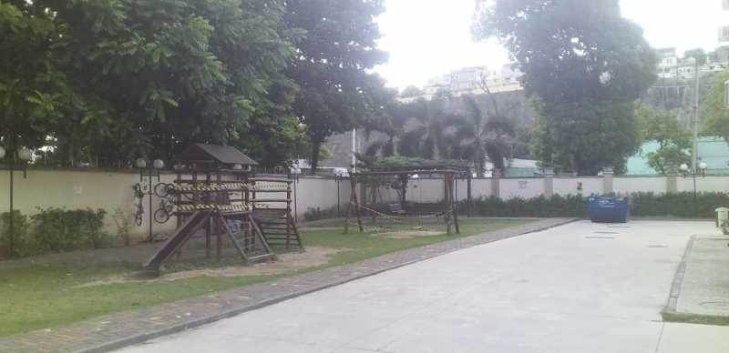17 - Área Infantil - Apartamento à venda Avenida Brasil,Cordovil, Rio de Janeiro - R$ 235.000 - VPAP21750 - 17