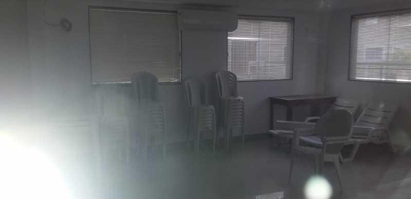 18- Salão de Festas - Apartamento à venda Avenida Brasil,Cordovil, Rio de Janeiro - R$ 235.000 - VPAP21750 - 18