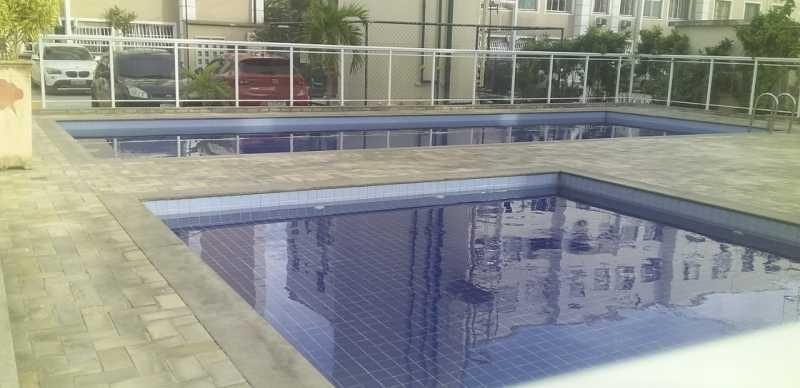22 - Piscina - Apartamento à venda Avenida Brasil,Cordovil, Rio de Janeiro - R$ 235.000 - VPAP21750 - 22
