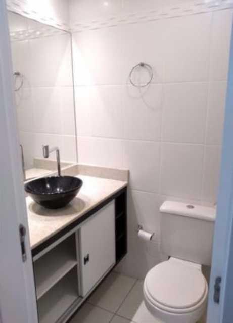 17- Suite - Apartamento 2 quartos à venda Barra da Tijuca, Rio de Janeiro - R$ 650.000 - VPAP21752 - 18