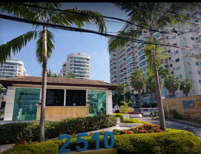 22- Portaria principal 1 - Apartamento 2 quartos à venda Barra da Tijuca, Rio de Janeiro - R$ 650.000 - VPAP21752 - 23