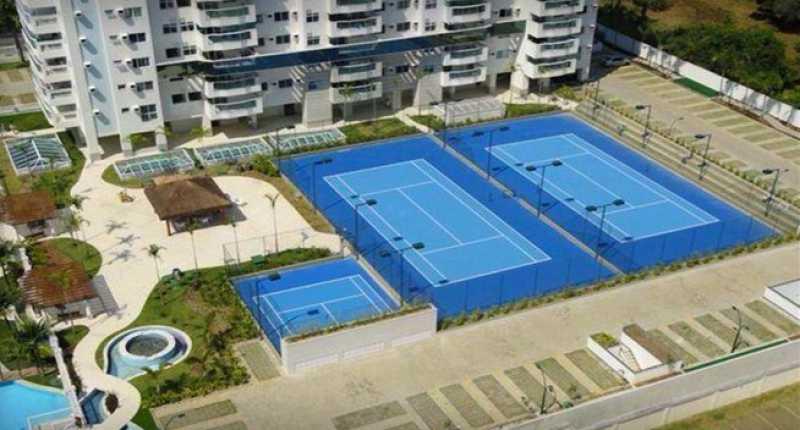 24- Quadra esportes - Apartamento 2 quartos à venda Barra da Tijuca, Rio de Janeiro - R$ 650.000 - VPAP21752 - 25