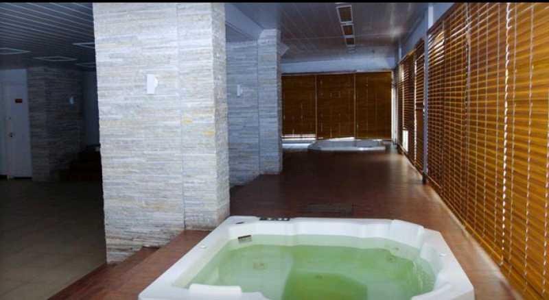 26 - Sauna e hidromassagem - Apartamento 2 quartos à venda Barra da Tijuca, Rio de Janeiro - R$ 650.000 - VPAP21752 - 27