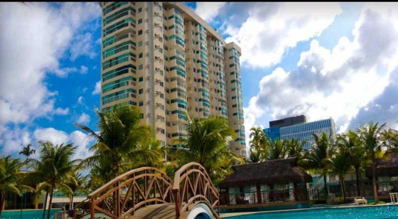 27Vista Prédio - Apartamento 2 quartos à venda Barra da Tijuca, Rio de Janeiro - R$ 650.000 - VPAP21752 - 28