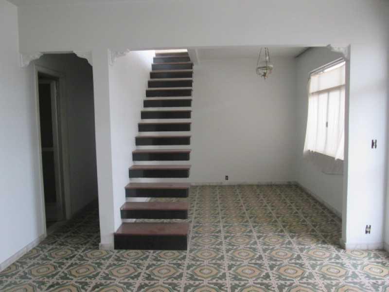 1- Sala ambiente - Cobertura à venda Rua Professor Viana da Silva,Vista Alegre, Rio de Janeiro - R$ 455.000 - VPCO20020 - 3
