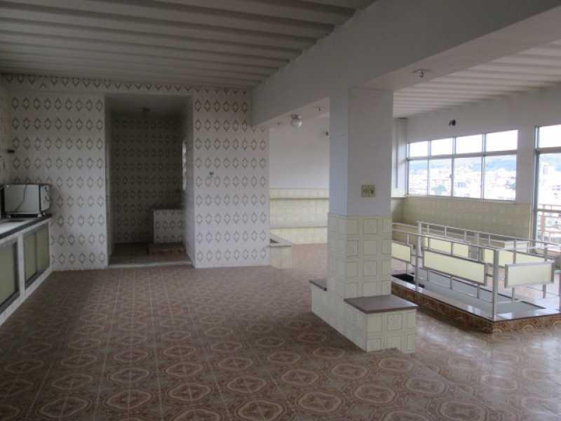 15-Terraço coberto - Cobertura à venda Rua Professor Viana da Silva,Vista Alegre, Rio de Janeiro - R$ 455.000 - VPCO20020 - 17