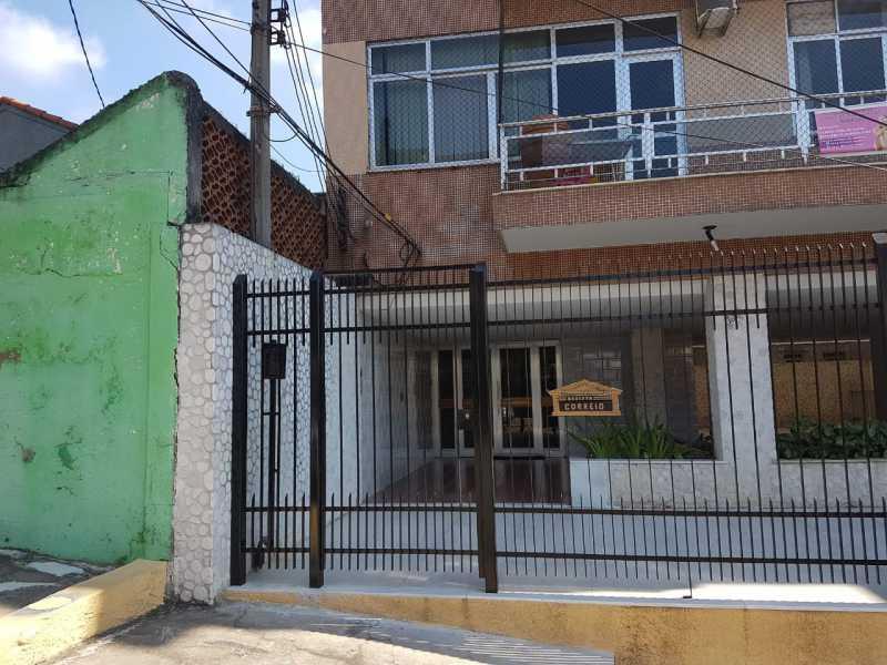 17-Entrada social e -garagem - Cobertura à venda Rua Professor Viana da Silva,Vista Alegre, Rio de Janeiro - R$ 455.000 - VPCO20020 - 19