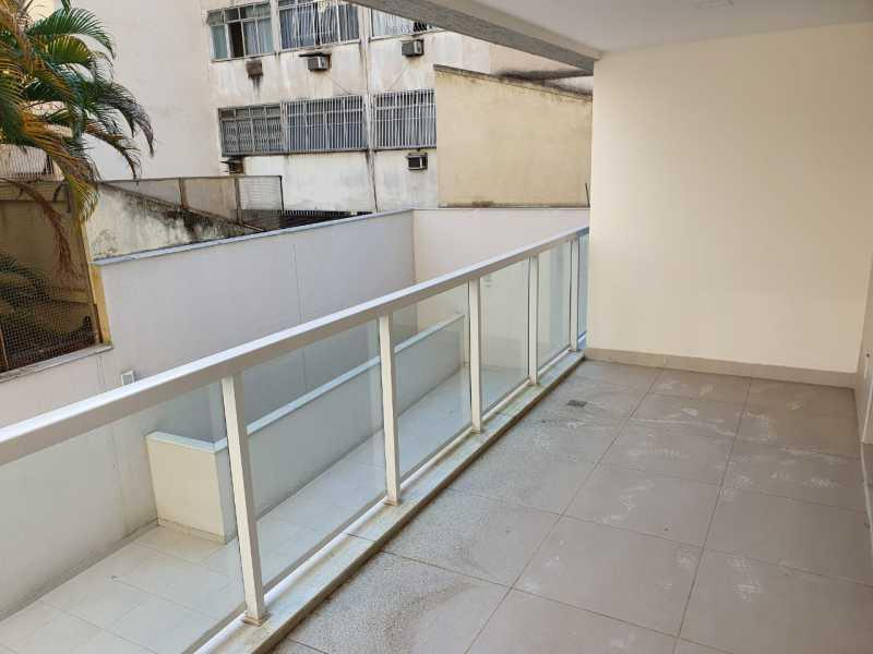 fto9 - Apartamento à venda Rua Justiniano da Rocha,Vila Isabel, Rio de Janeiro - R$ 440.000 - VPAP21756 - 9
