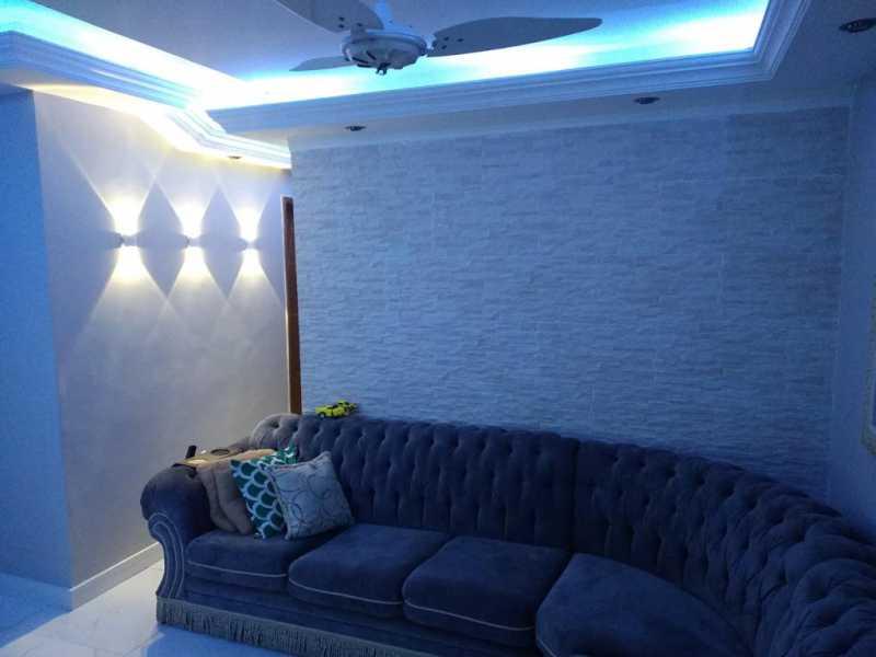 1-sala - Apartamento à venda Rua Fábio Luz,Méier, Rio de Janeiro - R$ 320.000 - VPAP21757 - 1