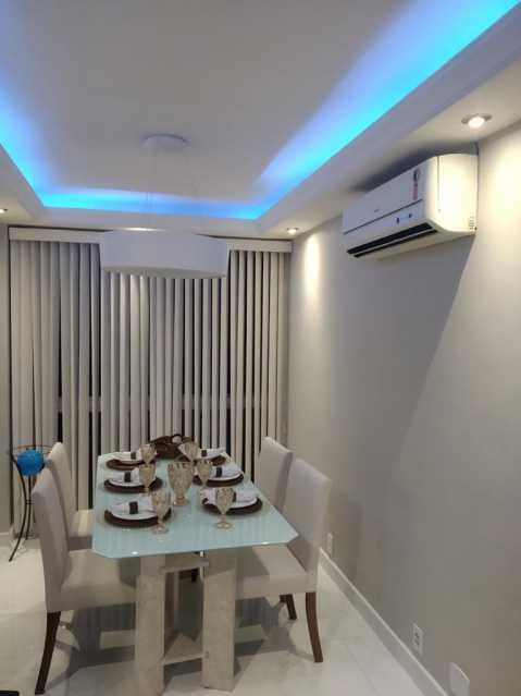 2-sala - Apartamento à venda Rua Fábio Luz,Méier, Rio de Janeiro - R$ 320.000 - VPAP21757 - 3