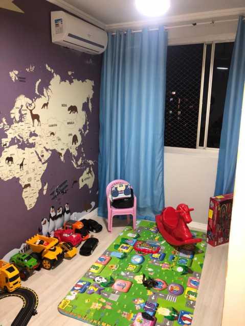 4-quarto - Apartamento à venda Rua Fábio Luz,Méier, Rio de Janeiro - R$ 320.000 - VPAP21757 - 5