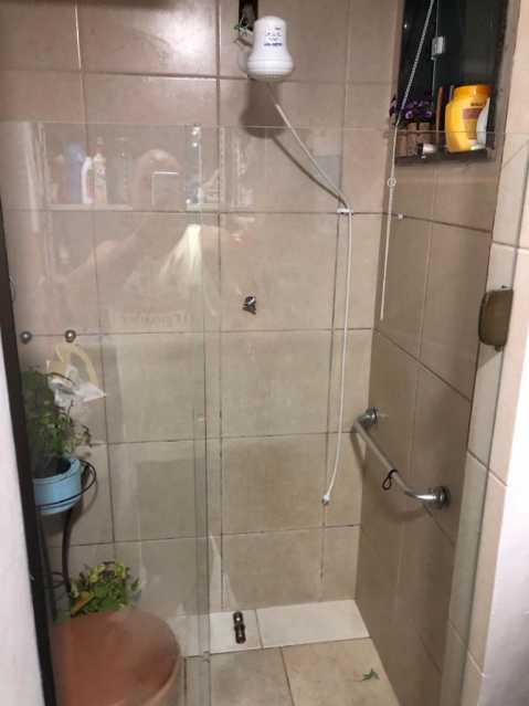 8-banheiro - Apartamento à venda Rua Fábio Luz,Méier, Rio de Janeiro - R$ 320.000 - VPAP21757 - 9