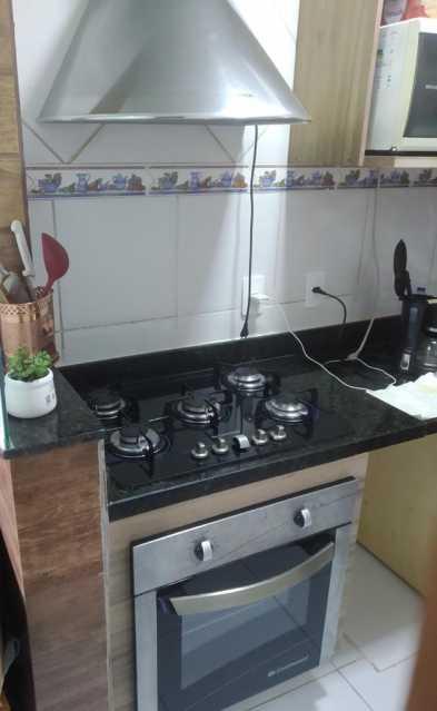 9-cozinha - Apartamento à venda Rua Fábio Luz,Méier, Rio de Janeiro - R$ 320.000 - VPAP21757 - 10