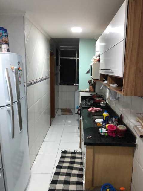 10-cozinha - Apartamento à venda Rua Fábio Luz,Méier, Rio de Janeiro - R$ 320.000 - VPAP21757 - 11