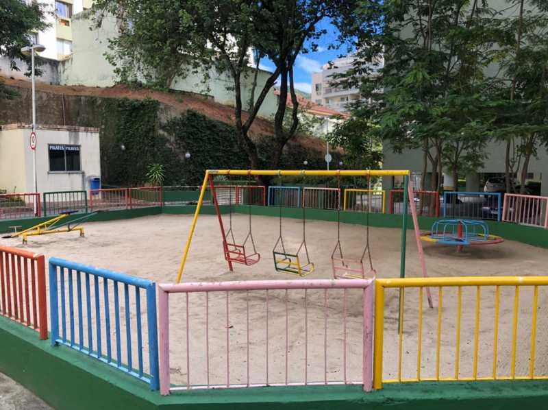 14- parquinho - Apartamento à venda Rua Fábio Luz,Méier, Rio de Janeiro - R$ 320.000 - VPAP21757 - 15