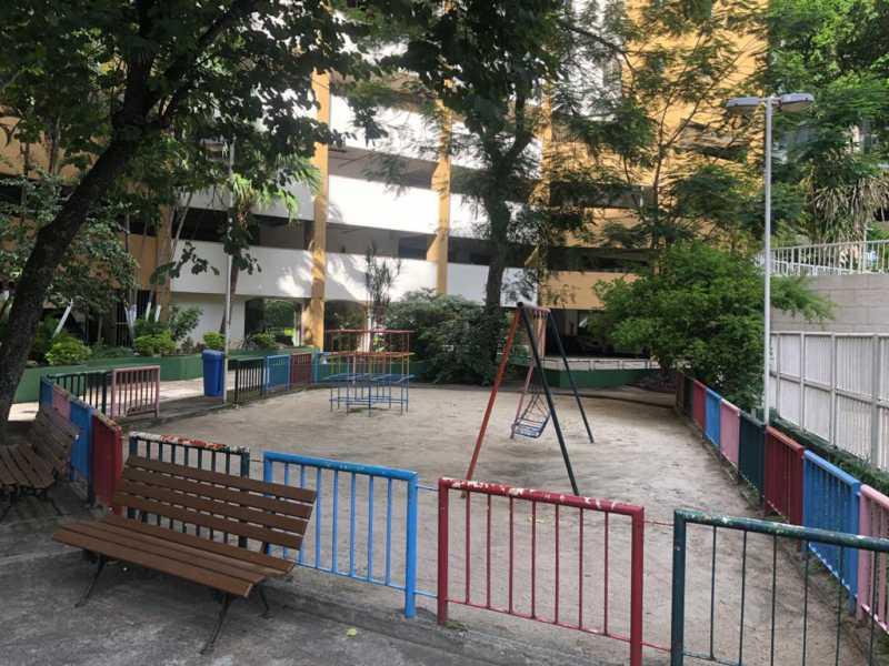 15-parquinho - Apartamento à venda Rua Fábio Luz,Méier, Rio de Janeiro - R$ 320.000 - VPAP21757 - 16