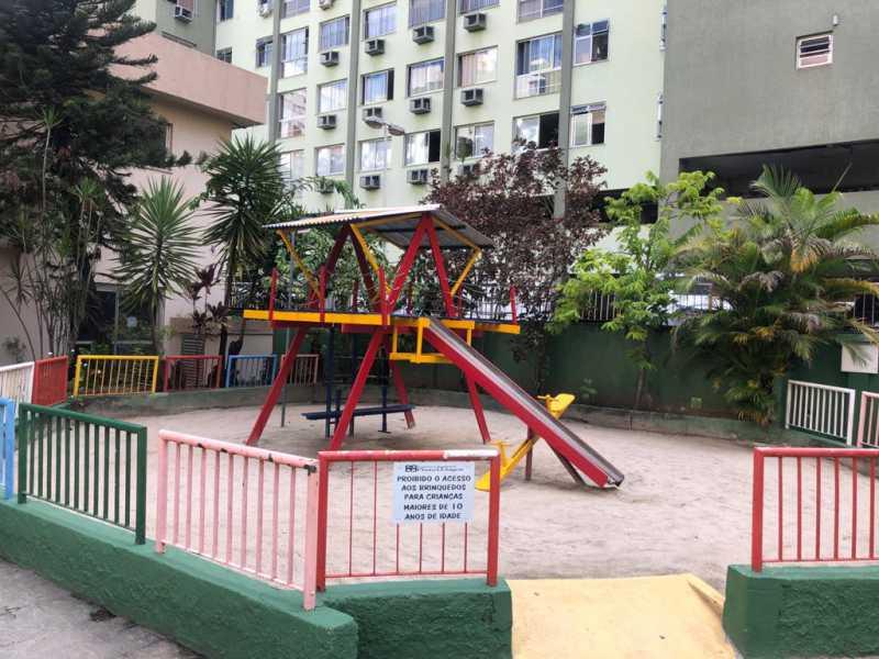 16-parquinho - Apartamento à venda Rua Fábio Luz,Méier, Rio de Janeiro - R$ 320.000 - VPAP21757 - 17