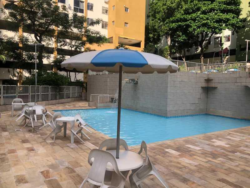 17-piscina - Apartamento à venda Rua Fábio Luz,Méier, Rio de Janeiro - R$ 320.000 - VPAP21757 - 18