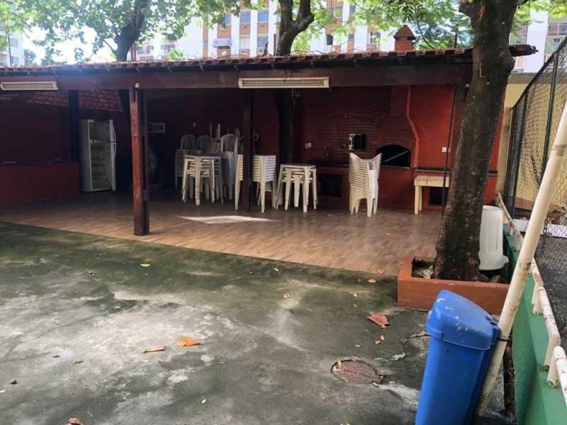 20-espaco para festa - Apartamento à venda Rua Fábio Luz,Méier, Rio de Janeiro - R$ 320.000 - VPAP21757 - 21