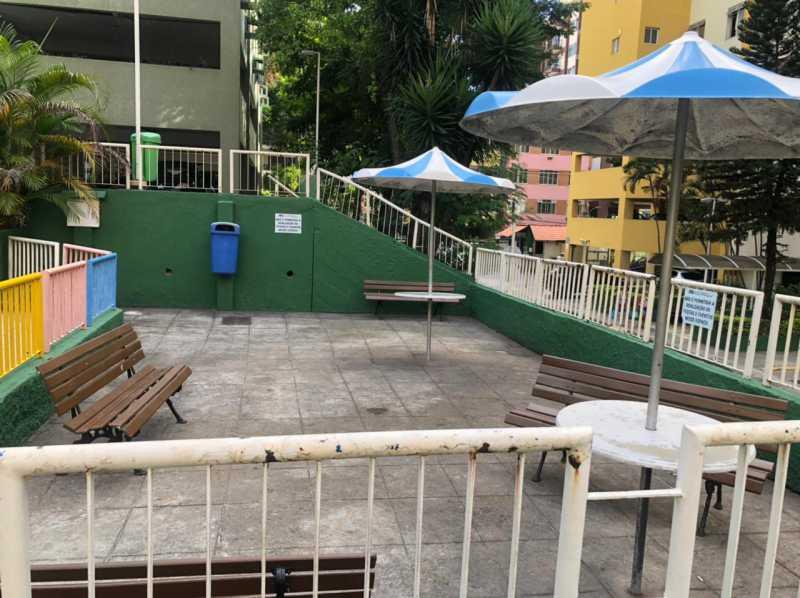 22- area de lazer - Apartamento à venda Rua Fábio Luz,Méier, Rio de Janeiro - R$ 320.000 - VPAP21757 - 23