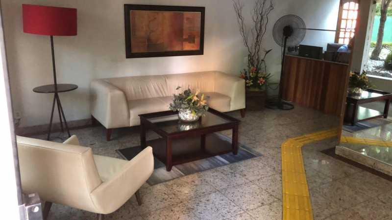 23- entrada do apt - Apartamento à venda Rua Fábio Luz,Méier, Rio de Janeiro - R$ 320.000 - VPAP21757 - 24