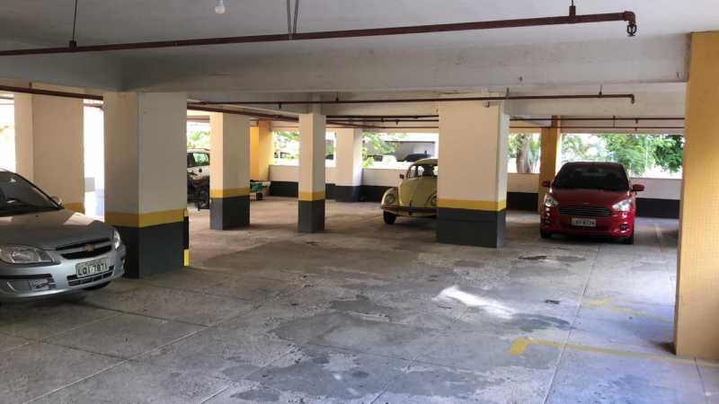 27-garagem - Apartamento à venda Rua Fábio Luz,Méier, Rio de Janeiro - R$ 320.000 - VPAP21757 - 28