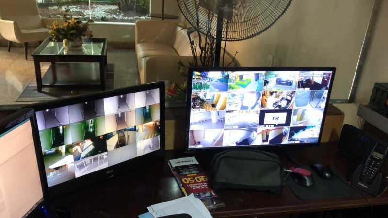 28-monitoramento - Apartamento à venda Rua Fábio Luz,Méier, Rio de Janeiro - R$ 320.000 - VPAP21757 - 29