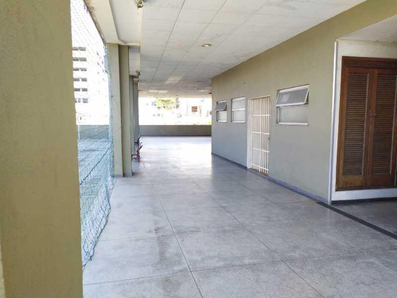 Área de lazer. - Apartamento à venda Rua Leopoldina Rego,Olaria, Rio de Janeiro - R$ 695.000 - VPAP30456 - 20