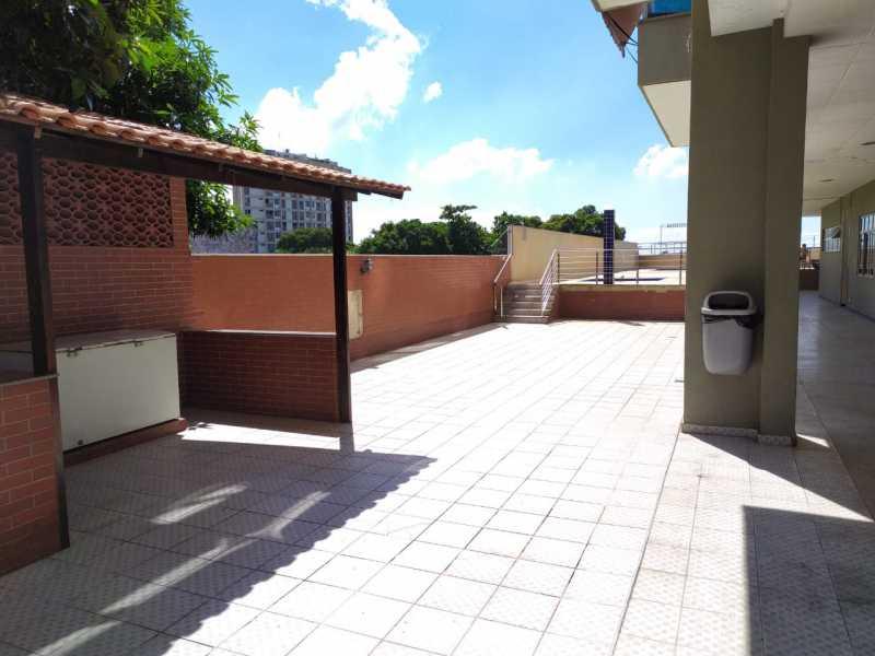 Área de lazer - Apartamento à venda Rua Leopoldina Rego,Olaria, Rio de Janeiro - R$ 695.000 - VPAP30456 - 21