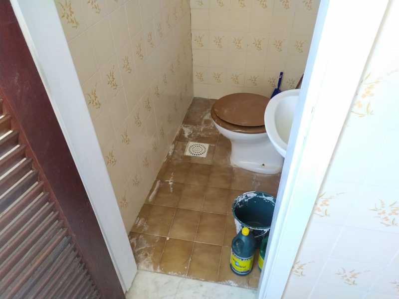 Banheiro de empregada - Apartamento à venda Rua Leopoldina Rego,Olaria, Rio de Janeiro - R$ 695.000 - VPAP30456 - 19