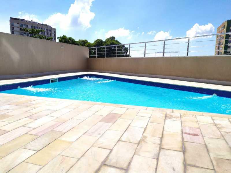 Piscina - Apartamento à venda Rua Leopoldina Rego,Olaria, Rio de Janeiro - R$ 695.000 - VPAP30456 - 24