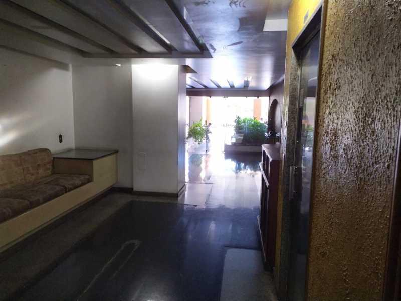 Portaria do prédio. - Apartamento à venda Rua Leopoldina Rego,Olaria, Rio de Janeiro - R$ 695.000 - VPAP30456 - 28