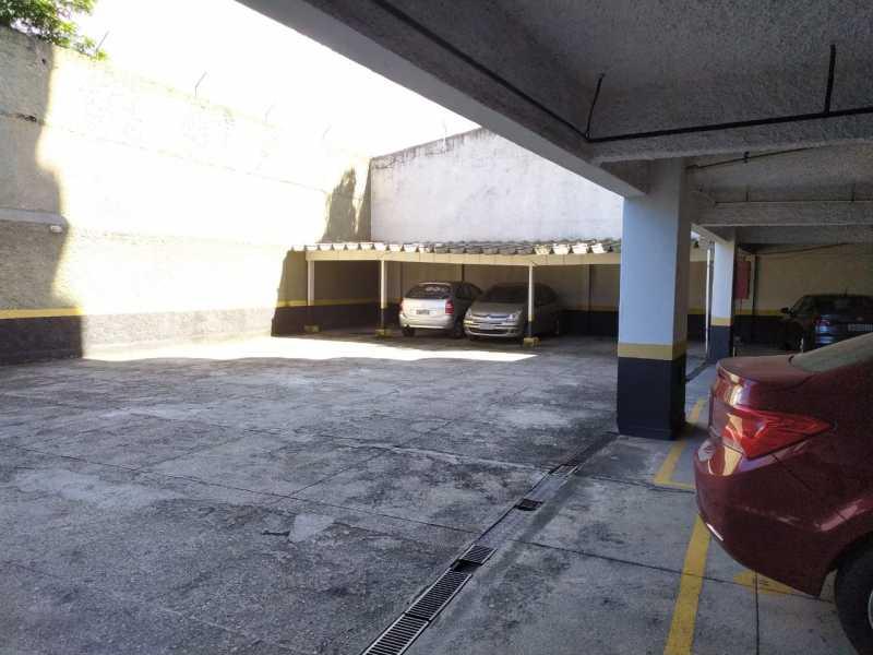 Vagas de garagem - Apartamento à venda Rua Leopoldina Rego,Olaria, Rio de Janeiro - R$ 695.000 - VPAP30456 - 29