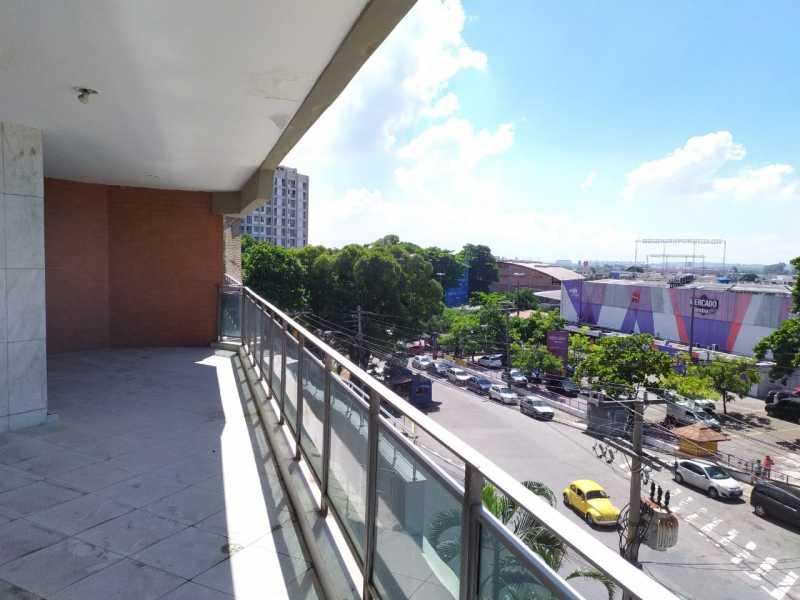 Varandão - Apartamento à venda Rua Leopoldina Rego,Olaria, Rio de Janeiro - R$ 695.000 - VPAP30456 - 1