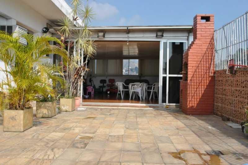 12- area ext. - Cobertura à venda Rua Senador Nabuco,Vila Isabel, Rio de Janeiro - R$ 460.000 - VPCO40010 - 15