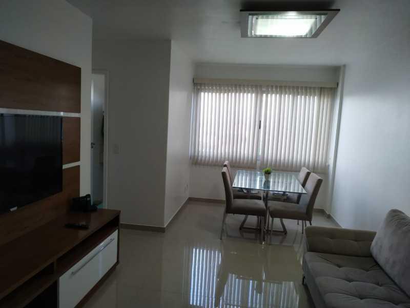 1 sala - Apartamento à venda Rua do Couto,Penha, Rio de Janeiro - R$ 315.000 - VPAP21765 - 1