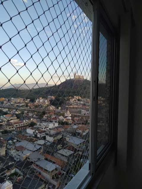 2 1 vista da sala - Apartamento à venda Rua do Couto,Penha, Rio de Janeiro - R$ 315.000 - VPAP21765 - 4
