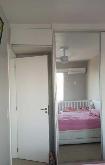 quarto 2 - Apartamento à venda Rua do Couto,Penha, Rio de Janeiro - R$ 315.000 - VPAP21765 - 17